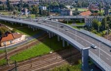 Ilyen lesz a Miskolcon épülő Y-híd