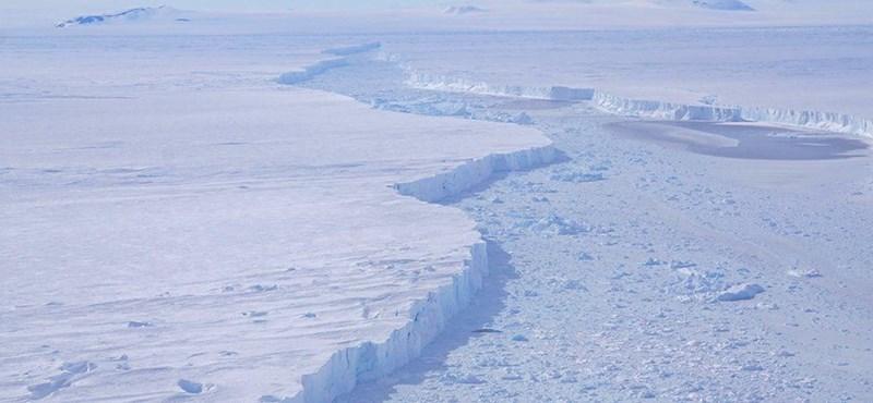 Ez a férfi 53 nap alatt átszelte az Antarktiszt, és közben elképesztő fotókat készített