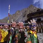 Tibet: ahonnan elűzték a dalai lámát – Nagyítás fotógaléria