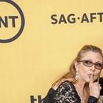 Carrie Fisher lánya megható dallal emlékszik két éve elhunyt édesanyjára