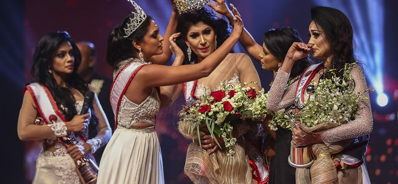 Botrányba fulladt egy szépségkirálynő-választás, miután a nyertesről kiderült, hogy külön él a férjétől