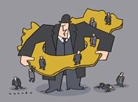 """Vészjósló nevű hatósághoz """"szervezi ki az államot"""" a Fidesz"""