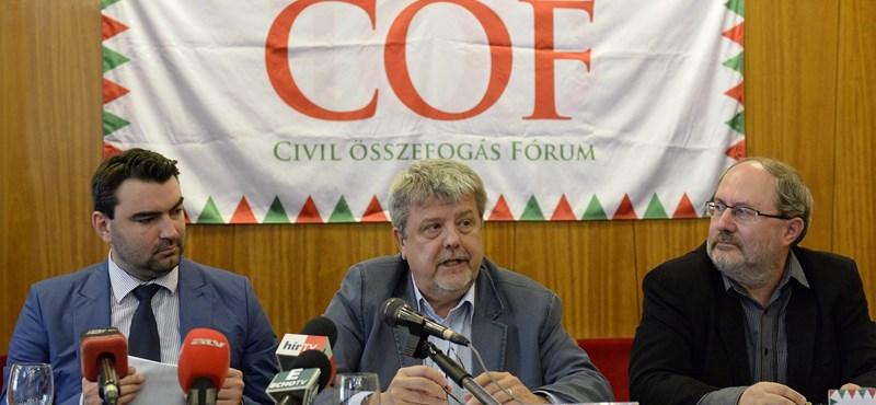 A CÖF jól megkutatta, hogy nincs baj Magyarországon civilügyben