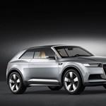 Kockább lesz a négykarika, új formanyelv az Audinál