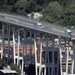 Genovai hídomlás: félmilliárd eurós kártérítést ígér a sztrádát üzemeltető cég