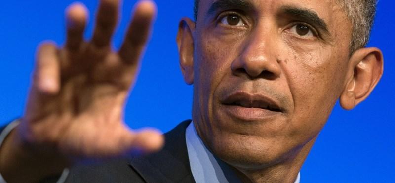 Odaszúrt egyet a republikánusoknak Obama az évértékelőjében