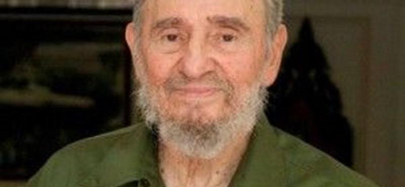 Fidel Castro akár 140 évig is élhet?