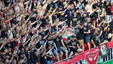 Igazoltan koronavírusos család ült a szurkolók közt a magyar–francia mérkőzésen