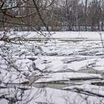 Videó: Így nézett ki a jégtáblák berobbantása a Tiszán