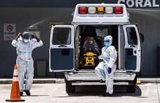 Súlyosbodik a járványhelyzet Csehországban és Szlovákiában