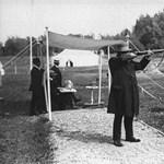 Hova lő már, papa! – Olimpia 1920, Antwerpen