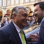 Egy-két ezren tüntetnek az Orbánok és Salvinik ellen – videó