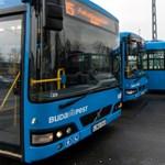 BKK: Néhány busz nem jár az intenzív havazás miatt