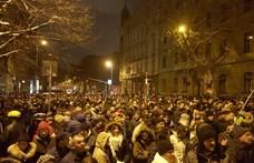 """Beer Miklós üzent a tüntetőknek: """"Tisztelem bennetek a kitartást"""""""