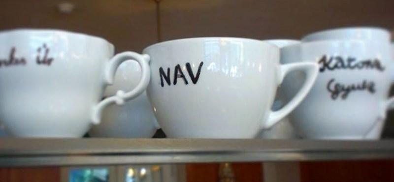 Exkluzív éttermet is bezárat a NAV