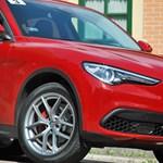 Merész vállalkozás: Az Alfa Romeo hadat üzen az Audi Q7-esnek