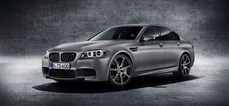 Itt van minden, ami fontos a különleges BMW M5-ről