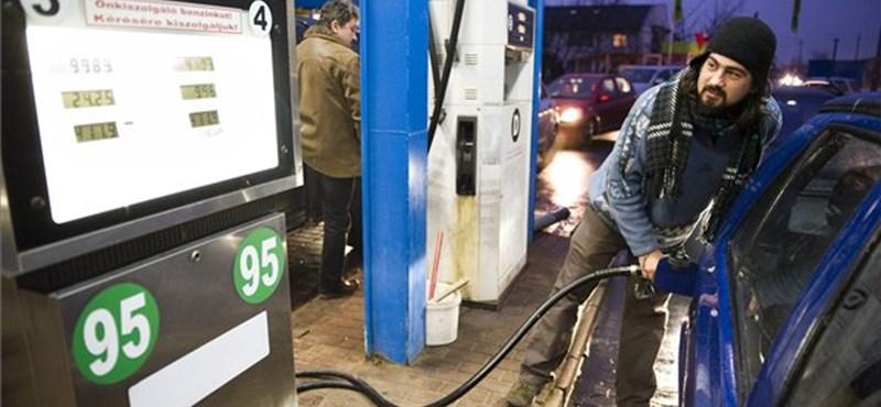 Luxemburgban 33, Bulgáriában 2 tank benzint vehet a minimálbérből