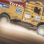 Magyarok győztek a klasszikus Dakar útvonalán zajló sivatagi ralin