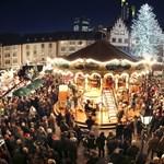 Három karácsonyfája is lesz Angela Merkelnek