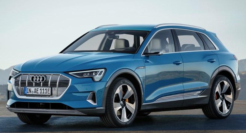 Itt az első tisztán elektromos Audi, az e-tron divatterepjáró
