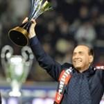 Berlusconi: Róma elveszett, marad a Milan