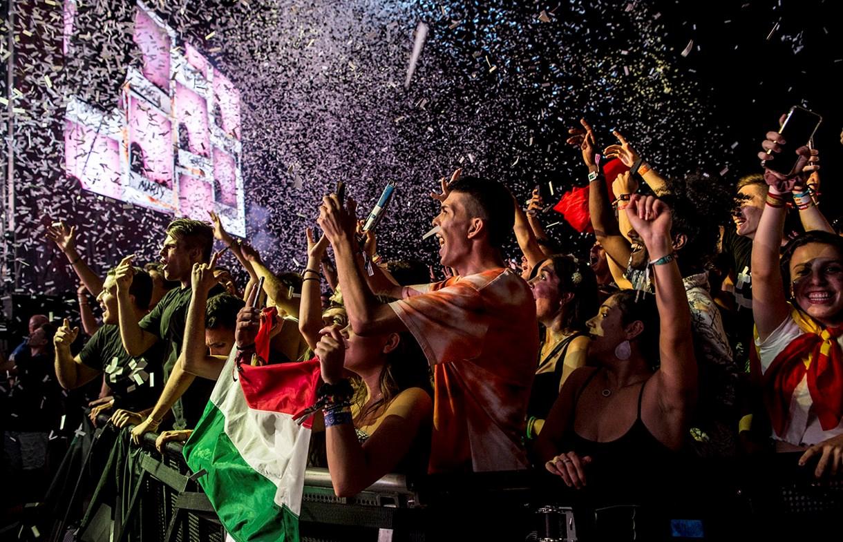 Martin Garrix lakossági technójára verette a Sziget – nagyítás