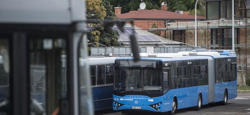 Népszava: Saját buszokat akar gyártani a BKV