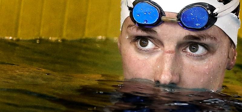 Hiába fenyeget a FINA, Hosszú Katinka úszni fog Torinóban
