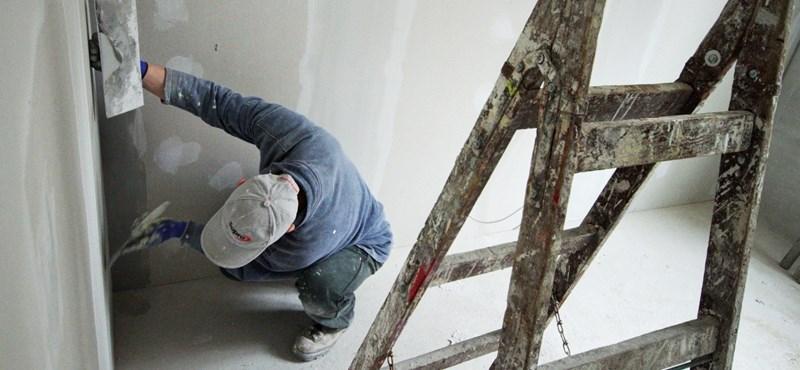 Túl szerények az építőipari mesterek, a megrendelőknek kell jelentkezni helyettük