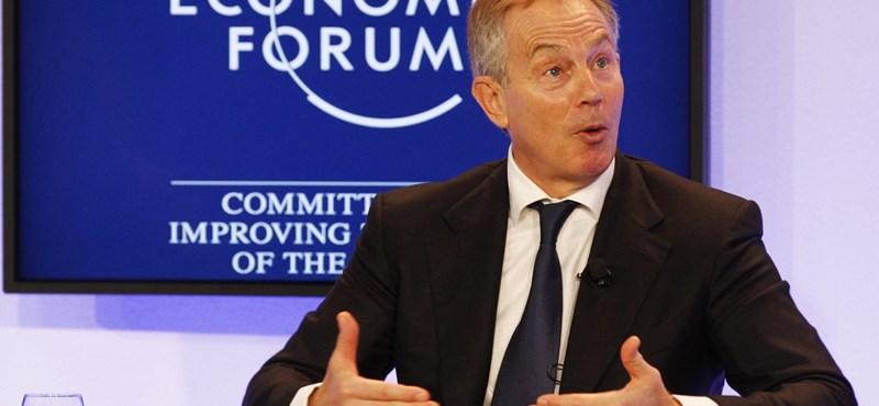 Blair nem adja fel: új népszavazást akar a Brexitről