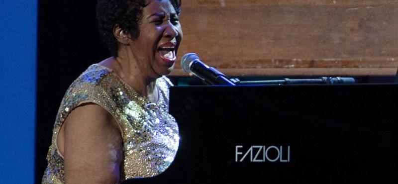 Nagyon beteg Aretha Franklin, a családja az ágya köré gyűlt