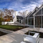 Origami-ház Írországból - elegáns vidéki lak