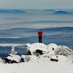 Hóeséssel kezdődött a csillagászati nyár Észak-Olaszországban
