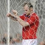 Rooneynak legfeljebb egy hónapot kell kihagynia