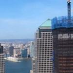 Ezt látni kell: lenyűgöző timelapse videó készült az új World Trade Center építéséről