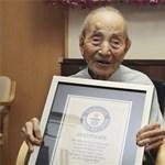 112 éves a legidősebb férfi