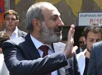 Pasinján pártja nyerte az örmény választást, csalást kiált a kihívója