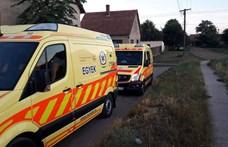 Átlagosan 10,88 perc alatt érnek ki a mentők a sürgős esetekhez