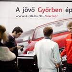 Az Audi a legvonzóbb munkahely
