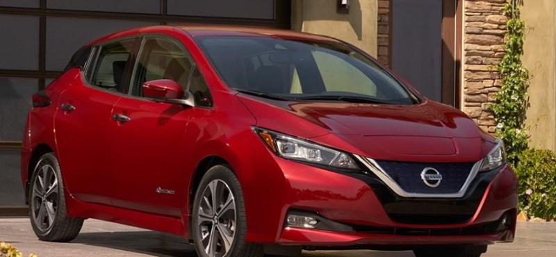 Hivatalos: itt a sokak által várt villanyautó, a teljesen megújult Nissan Leaf