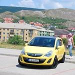 Opel Corsa teszt: rikít, de nem sportos