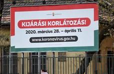 Csütörtökön jelenti be Orbán, mi lesz a kijárási korlátozással