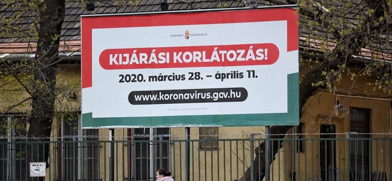 A ruhavásárlás nem alapos indok a kijárási korlátozás idején, ingyenes parkolást kér a Fidesz Budapesten – percről percre