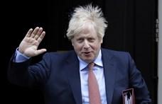 Kórházban tartják Boris Johnsont