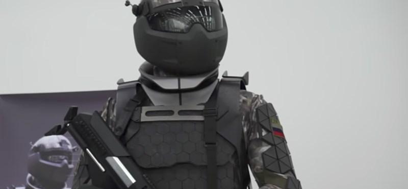 Új öltözetet csináltak az orosz katonáknak, el fog akadni a lélegzete – no meg az ellenfeleknek is