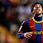 Rendőröket hívtak a Messitől autogramot kérő srácokra
