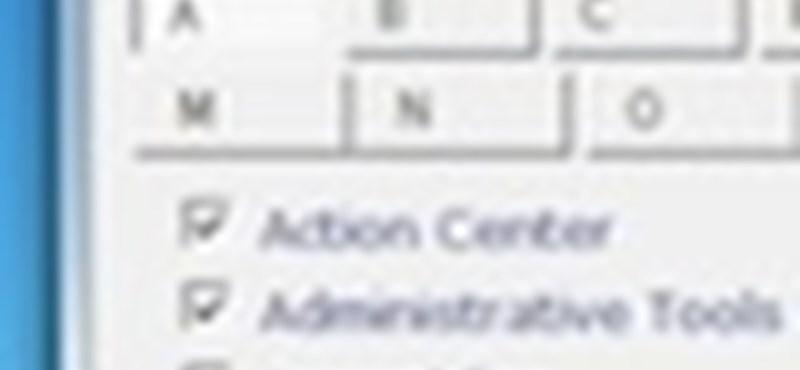 Tegyen elérhető közelségbe minden rejtett Windows funkciót