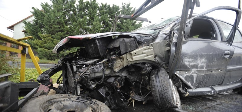 Meghalt egy autós hajnalban a XXIII. kerületben