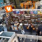 Plázás könyvesbolt lett az év könyvkereskedője - díjakat osztottak a Millenárison